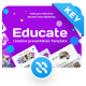 Educate Education Keynote Presentation Template