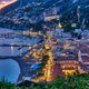 View of Amalfi after sunset - PhotoDune Item for Sale