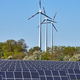 Solar panels and wind turbines - PhotoDune Item for Sale