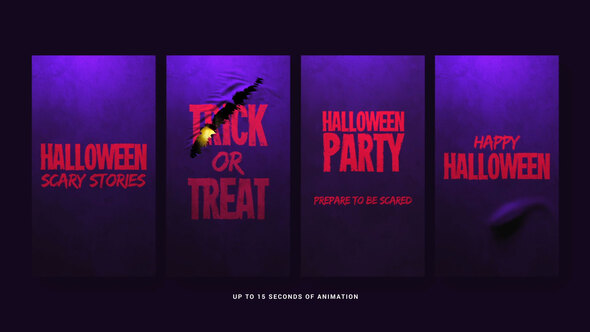 Halloween Scary Stories Download