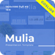 Mulia Google Slides Template