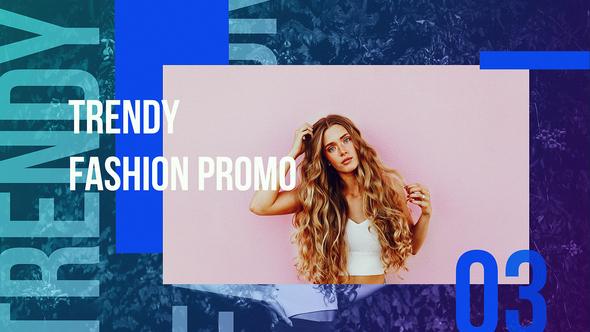 Trendy Fashion Promo Download