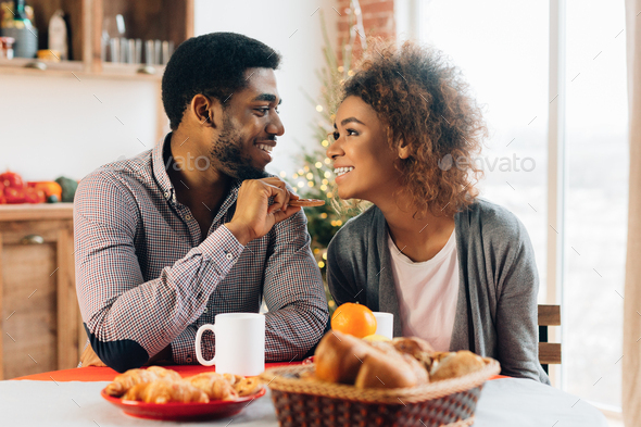 Sharing happy moments concept - Stock Photo - Images