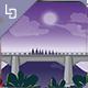 Night Runner - Game Background