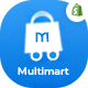 Free Download Multimart - Shopify Responsive Theme Nulled