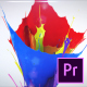 Rising Paint Logo Reveal – Premiere Pro - VideoHive Item for Sale