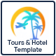 Tours, Travels & Hotel Booking android app + ios app templete - Trip Coach ( HTML + CSS Files Ionic