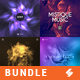 Music Album Cover Artwork Templates Bundle 22