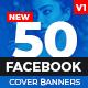 50 Facebook Cover - V1