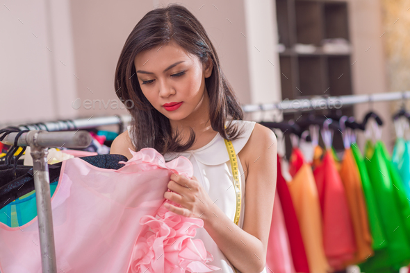 Checking store assortment - Stock Photo - Images