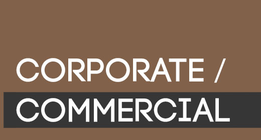 CORPORATE COMMERCIAL