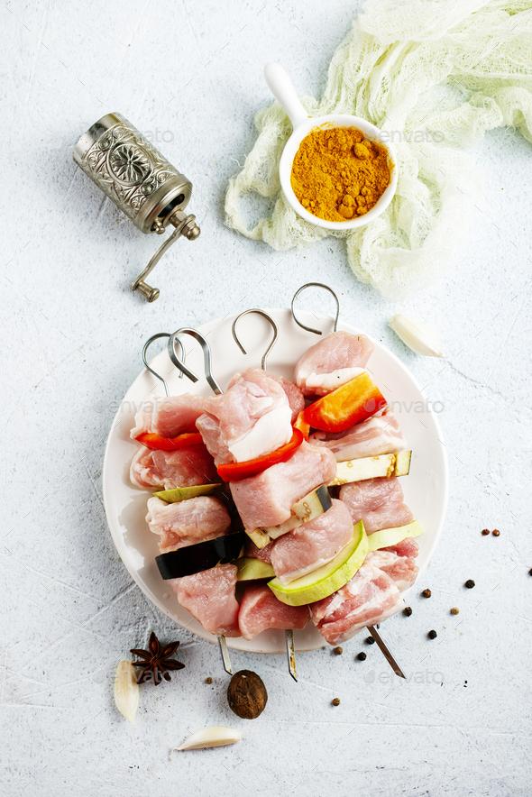 kebab - Stock Photo - Images
