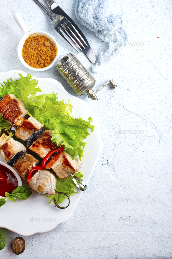 kebab - Stock Photo - Images
