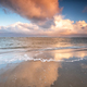 sky over North sea at sunrise - PhotoDune Item for Sale