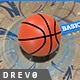 Basketball 4K Opener/ Action Sport Promo/ Active Game/ Basket Ball Logo/ NBA Intro/ Broadcast Bumper - VideoHive Item for Sale