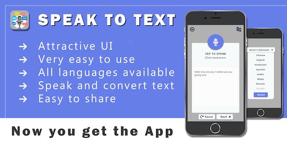 Voice Translator All language , Speak to text