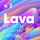 Lava | Social Media Pack - VideoHive Item for Sale
