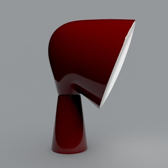 Binic table lamp by arximat 3docean - Lamp binic ...