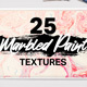 25 Real Marbled Paint Textures