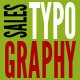 Sales Typography - VideoHive Item for Sale
