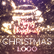 Gold Christmas Logo - VideoHive Item for Sale