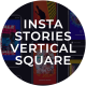 Trendy Instagram Stories | Vertical and Square - VideoHive Item for Sale