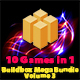 Hobiron Mega Game Bundle ( 10 BBDOC Games in 1 )
