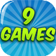 HTML5 9 GAMES BUNDLE №3 (CAPX)