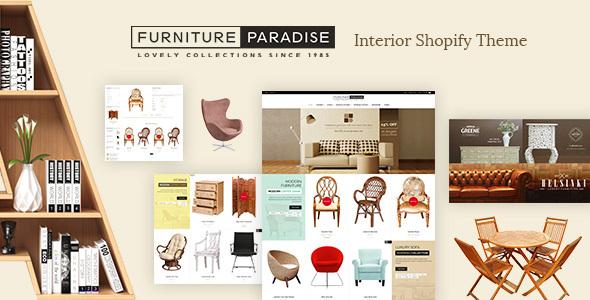 Furniture – Interior Decor Shop Shopify Theme