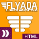 FLYADA - Business and Portfolio HTML Template Nulled