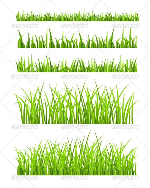 Download Green Grass AI EPS Vector