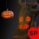 Halloween Evil Tree - VideoHive Item for Sale
