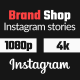Instagram Stories - Brand Shop - VideoHive Item for Sale