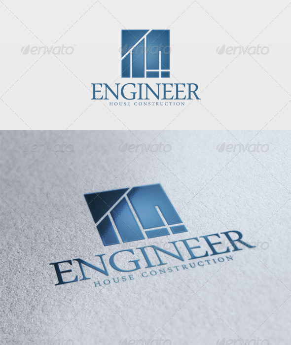 Engineer Logo - Symbols Logo Templates