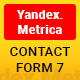 Free Download Contact Form 7 - Yandex.Metrica Goal Sender | Яндекс.Метрика Отправка Целей Nulled