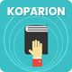 Free Download Koparion - Book Shop Shopify Theme Nulled