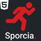 Sporcia - Sports Club HTML Template