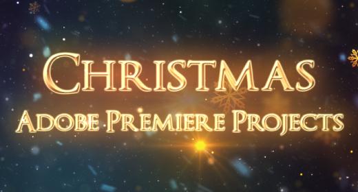 Christmas - Adobe Premiere