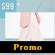 Fashion Promo Slideshow - VideoHive Item for Sale