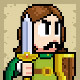 Medieval Hero - Pixel Character Spritesheet