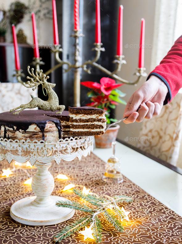 Christmas Baking - Stock Photo - Images