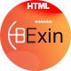Bexin - App Landing Sass & HTML5 Template