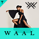 Waal - Responsive Portfolio HTML Website Template