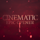 Epic Cinematic Opener - VideoHive Item for Sale