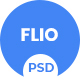 Free Download Flio - Flying Academy PSD Template Nulled