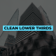 Big Corporate Lower Thirds - VideoHive Item for Sale