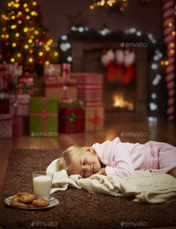 This is my time to go to sleep - Stock Photo - Images