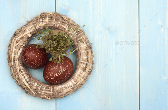 This is Easter time - Stock Photo - Images