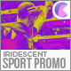 Iridescent Sport Promo - VideoHive Item for Sale