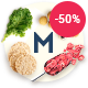 Free Download Mildhill - Organic and Food Store Theme Nulled